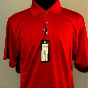 NWT men's golf shirt.